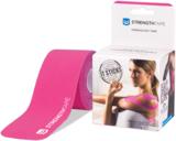 StrengthTape Kinesiologie tape 5m Pre-cut - Roze_