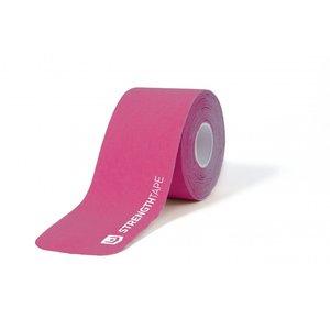 StrengthTape Kinesiologie tape 5m Pre-cut - Roze