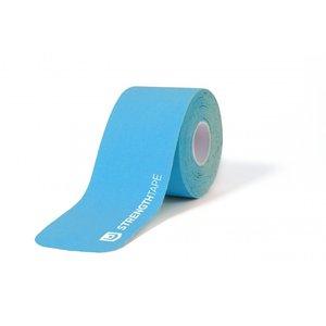 StrengthTape Kinesiologie tape 5m Pre-cut - Lichtblauw
