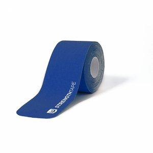 StrengthTape Kinesiologie tape 5m Pre-cut - Blauw